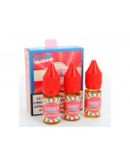 STRAWBERRY CUSTARD 3X10 ML