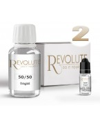 PACK BASE 50/50 2 MG 100 ML REVOLUTE