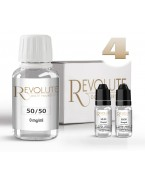 PACK BASE 50/50 4 MG 100 ML REVOLUTE