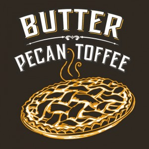 BUTTER PECAN TOFFEE 50 ML