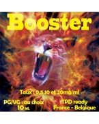 BOOSTER 100% VG 20 MG 10 ML EXTRAPURE
