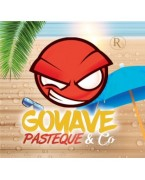 CONCENTRE GOYAVE PASTEQUE & CO 10 ML EXO REVOLUTE