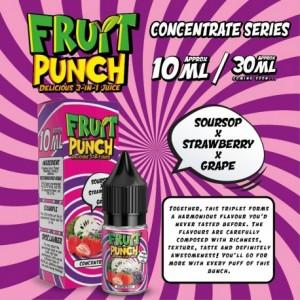CONCENTRE SOURSOP STRAWBERRY GRAPE 10 ML FRUIT PUNCH