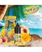 CONCENTRE MANGO PEACH 10 ML PACK A L'Ô