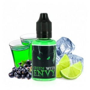 CONCENTRE GREEN WITH ENVY 30 ML CHEFS FLAVOURS