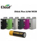 ISTICK PICO 21700 + ACCU ELEAF