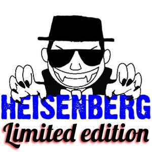 HEISENBERG 10 ML SEL DE NICOTINE